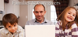 If you are a family member or family caregiver, click here.